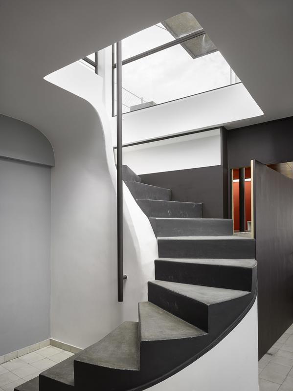 Studio Le Corbusier Paris