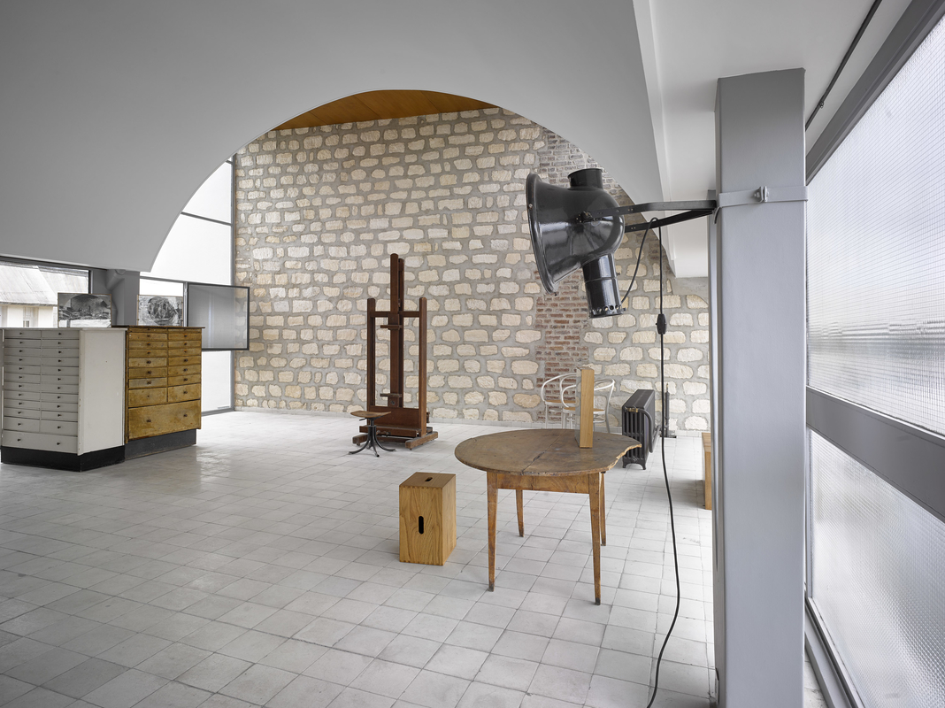Studio Le Corbusier Paris