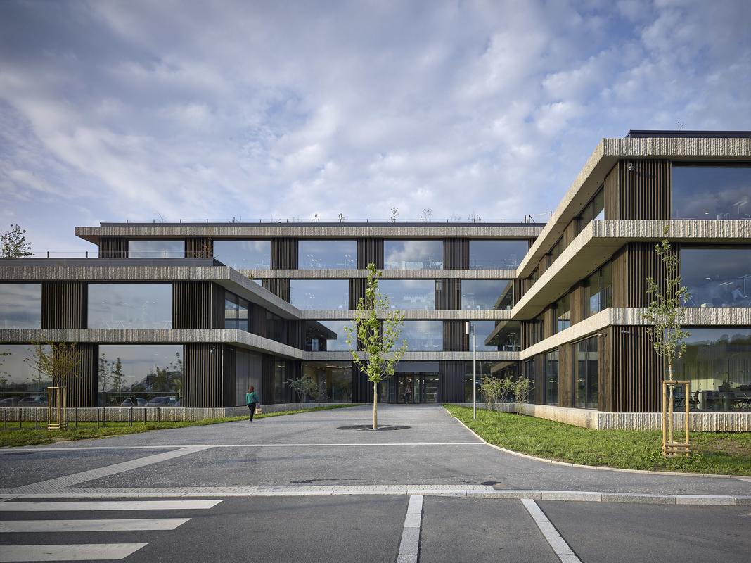 CSOB headquarters
